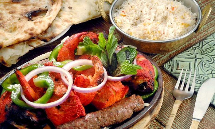 The Dhaba - Tempe: Indian Cuisine on Sunday–Thursday or Any Time at The Dhaba (Up to 47% Off)