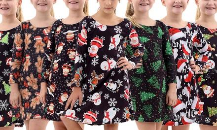 X-Mas Girls Dress
