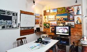 Escuela de fotografía profesional: $189 por curso de fotografía + materiales + certificado en Escuela de Fotografía profesional