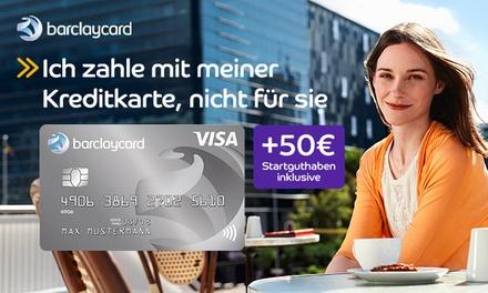 barclaycard new visa mit 50 startguthaben juli 2018 premium. Black Bedroom Furniture Sets. Home Design Ideas