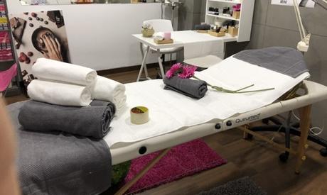 1 , 3 o 5 sesiones de masaje a elegirdesde 16,95 € en Haizea Estetic Nails Oferta en Groupon