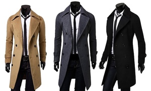Duffle coat homme Smart