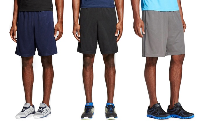 Men's Mesh Running Shorts
