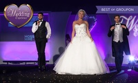 VIP Ticket to The Wedding Experience on 9 April at Kent Showground