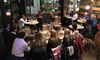 Flavour Garden - London: Wine Tasting with a Cheese and Meat Platter for Two or Four at Flavour Garden (Up to 55% Off)