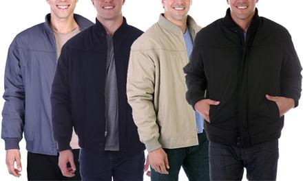 Maxxsel Oscar Sports Men's Vintage Style Derby Jacket (S-3XL)
