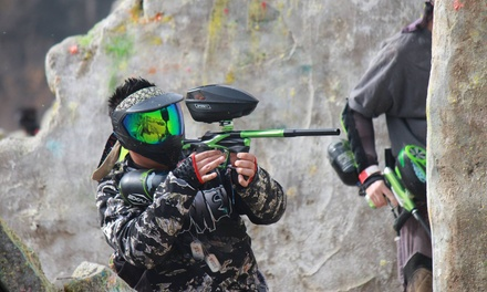 Paintball Soft Entry for One, Two, or Five at SC Village (Up to 58% Off)