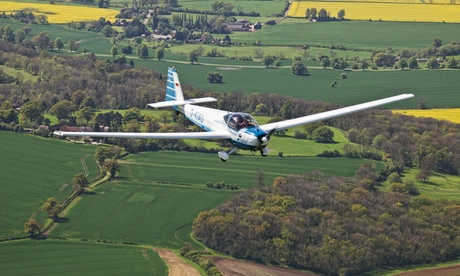 Experience: 45-Minute Flying Experience For just: £59.0