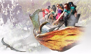 Virtual Reality Park: One, Two, Three, Four, or Five Rides at Virtual Reality Park (Up to 48% Off)