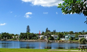Cottages and RV Sites in Fort Myers Beach