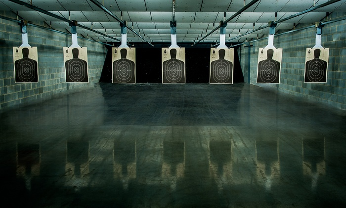 Carolina Sporting Arms - Starmount Forest: $29 for All-Day Shooting Pass with Target and Protective Wear at Carolina Sporting Arms ($360 Value)