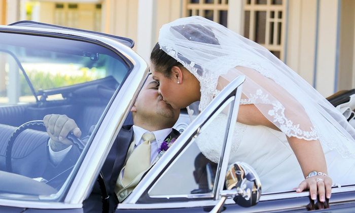 Jason Kimmel Photography - Stockton: $650 for Five-Hour Wedding Shoot with Print Credit from Jason Kimmel Photography ($1,300 Value)