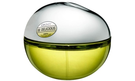 DKNY Be Delicious Eau de Parfum for Women 30ml, 50ml or 100ml Spray