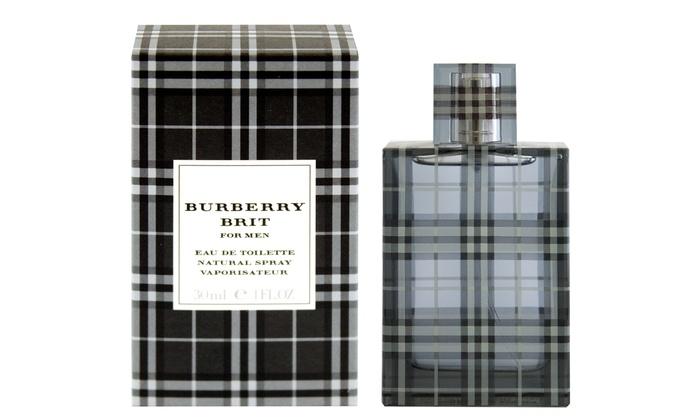 burberry brit edt f r herren groupon. Black Bedroom Furniture Sets. Home Design Ideas