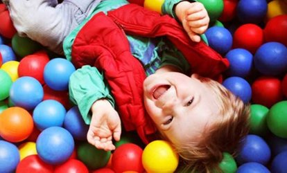Soft Play Family Entry for Two Adults and Two Children at Gambado (Up to 49% Off)