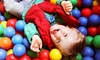 Gambado Ltd - Multiple Locations: Weekday Soft Play and Activity Centre Entry for Up to Two Children and Two Adults at Gambado (Up to 49% Off)