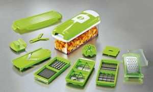 Slicer Dicer Set (12-Piece) at Slicer Dicer Set (12-Piece), plus 6.0% Cash Back from Ebates.