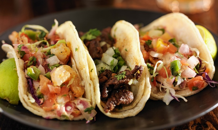 Flo - Flo - Chicago Ave.: New Mexican Dinner Cuisine for Two or Four at Flo on Chicago Avenue (Up to 51% Off)