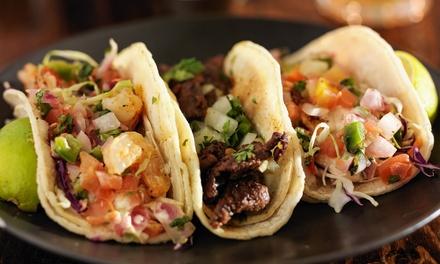 2 menus Super Sayan tacos ou Super Sayan cheese pour 2 personnes à 9,90 € chez Saiyan Urban Food