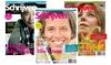Abonnement op Schrijven Magazine