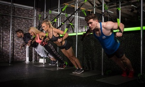 Beat Theory Fitness: Up to 15 Indoor Training Sessions or 6 Weeks All-Access Package at Beat Theory Fitness (Up to 53% Off*)