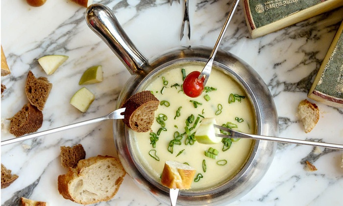 Fondue, Salads, Entrees for 2 or 4 at The Melting Pot - Reston, Gaithersburg or Arlington, VA (Up to 41% Off)