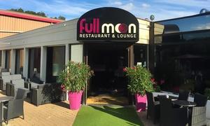 Full Moon: Formule panini, tacos, burger, sandwich ou assiette au choix et boisson fraîche pour 2 dès 11€ au restaurant Full Moon