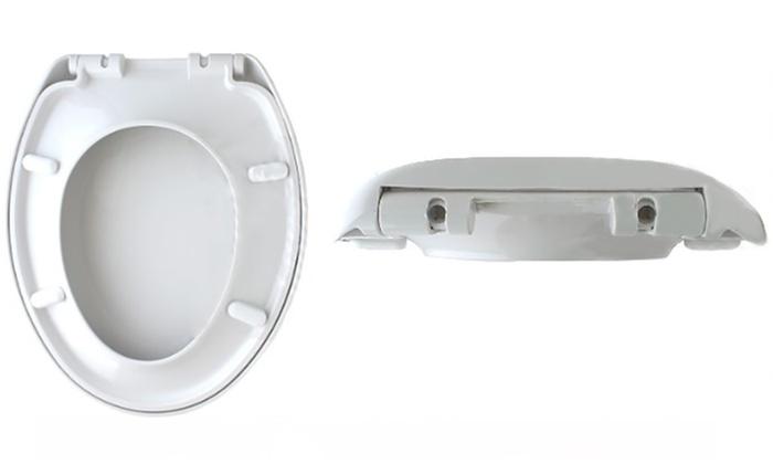 Anika Soft Close Toilet Seat Groupon