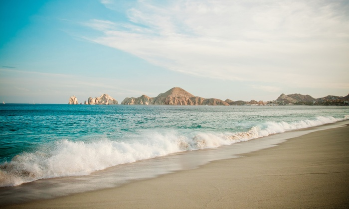 Convenient Cabo Hotel with Optional Whale Watching Cruise