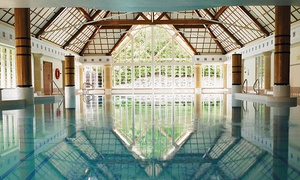 Champneys at Forest Mere - Non-Accommodation: Champneys Forest Mere: Spa Day with Buffet Lunch, Choice of Treatment, Thalassotherapy Session (Up to 47% Off)