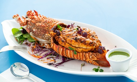 Up to AED 300 Toward on Food and Drinks at Blue Ocean Restaurant (Up to 50% Off)