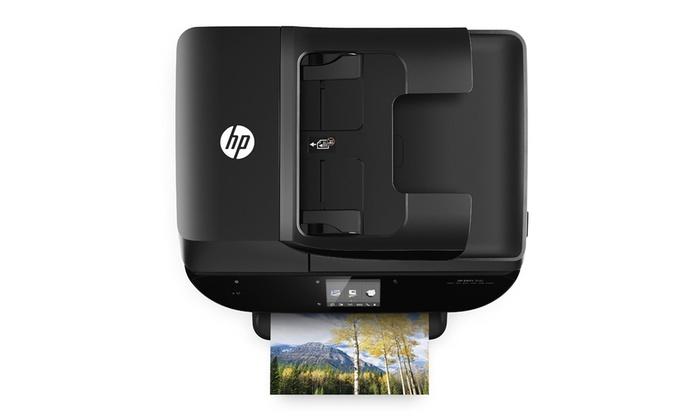 HP Envy 7640 All-in-One Color Inkjet Photo Printer
