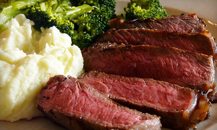 Remington's Steak & Seafood - Neenah: American Food at Remington's Steak & Seafood (Half Off). Four Options Available.