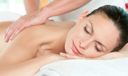 $35 for One 60-Minute Therapeutic or Swedish Massage at The Garden Experience Wellness Spa ($85 Value)