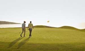 The Westerwood Hotel & Spa: 18 Holes of Golf with Food and Two-Hour Use of Leisure Facilities at The Westerwood Hotel & Spa (Up to 59% Off)