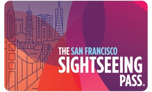 Up to 38% Off SF Flex Passes from The Sightseeing Pass at The Sightseeing Pass, plus 6.0% Cash Back from Ebates.