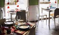Menu di mare con calice di vino per 2 o 4 persone da Molo 9/12 Fish Bar & Restaurant, Garbatella (sconto fino a 67%)