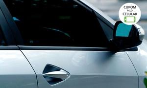 AD Couros: AD Couros - Guará: aplicação de película de segurança automotiva G20 ou G35 (2 anos de garantia)