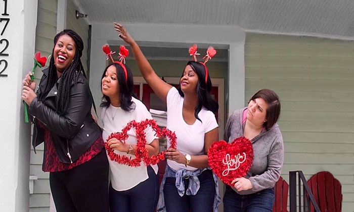 """The Second Line Show: """"What's Love Got to Do with It"""" - Eiffel Society: The Second Line Show: """"What's Love Got to Do with It"""" on Saturday, February 11, at 7 p.m."""