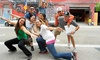 Where You Want to Be Tours - Central San Diego: Scavenger Hunt Admission for One, Two, or Four at Where You Want to Be Tours (Up to 48% Off)
