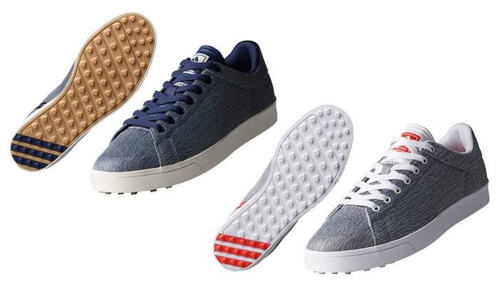 Up To 44% Off on Adidas Men's Adicross Golf Shoes | Groupon