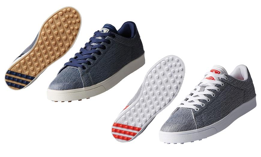 Adidas Men's Adicross Classic Spikeless Golf Shoes