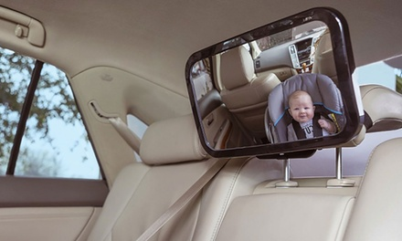 Back Seat Safety Baby Mirror