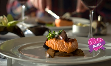 TwoCourse Meal with Drinks for Two $49 or Four People $95 at The Artel Lounge & Bar Up to $260 Value