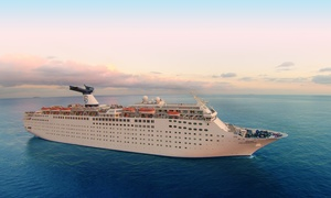2-night Bahamas Cruise For Two From Bahamas Paradise Cruise Line