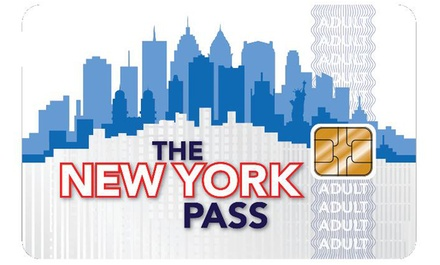 Up to 13% Off Attraction Passes from The New York Pass