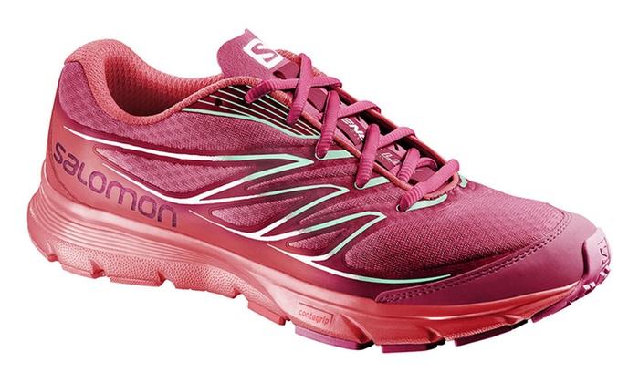 Salomon Women's Senselink Running Shoes (Size 6)