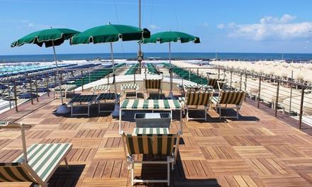 Sconto Esperienze Groupon.it Ingressi Nilo Beach, Lido Camaiore