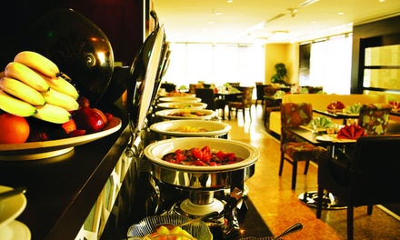 Iftar Buffet with Ramadan Drinks for Up to Six at Memories Restaurant at Kingsgate Hotel Abu Dhabi by Millennium