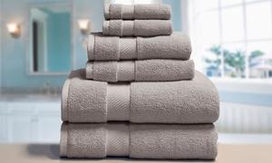 Elle Luxury Towel set (6-Piece)